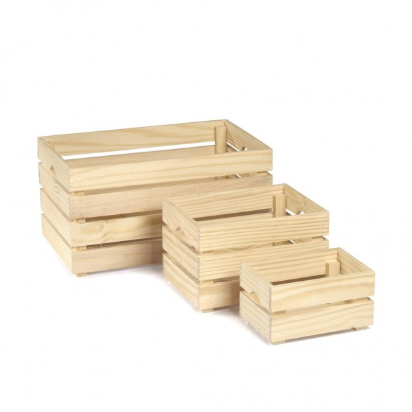 frente caixote de madeira 10601